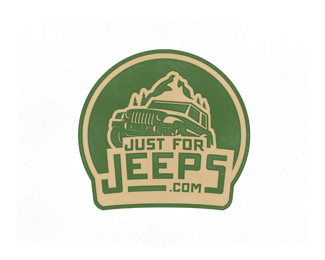 Just For Jeeps Logo