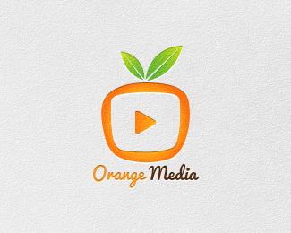 Orange Media Logo