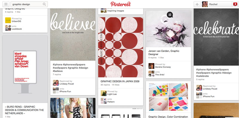 9 Best Web & Graphic Design Inspiration Resources ...