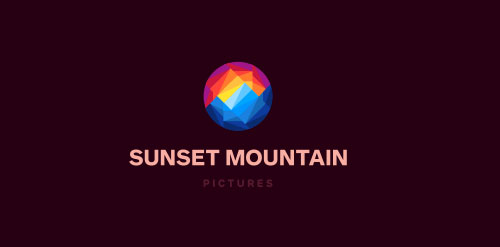 Sunset Mountain Logo