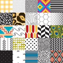 Working With Pattern Swatches In Adobe Illustrator Professional