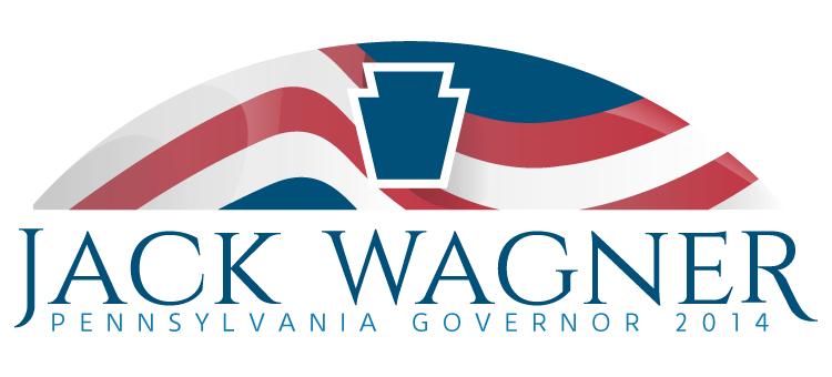 Jack Wagner 2014 logo design