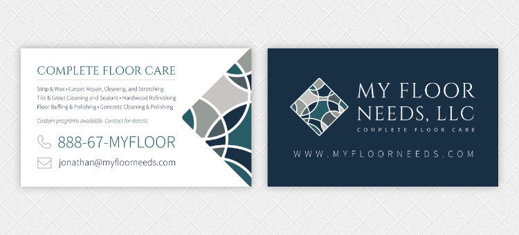 My Floor Needs, LLC Business Cards